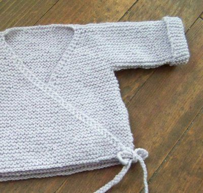 Tutos tricot pour bébé (2