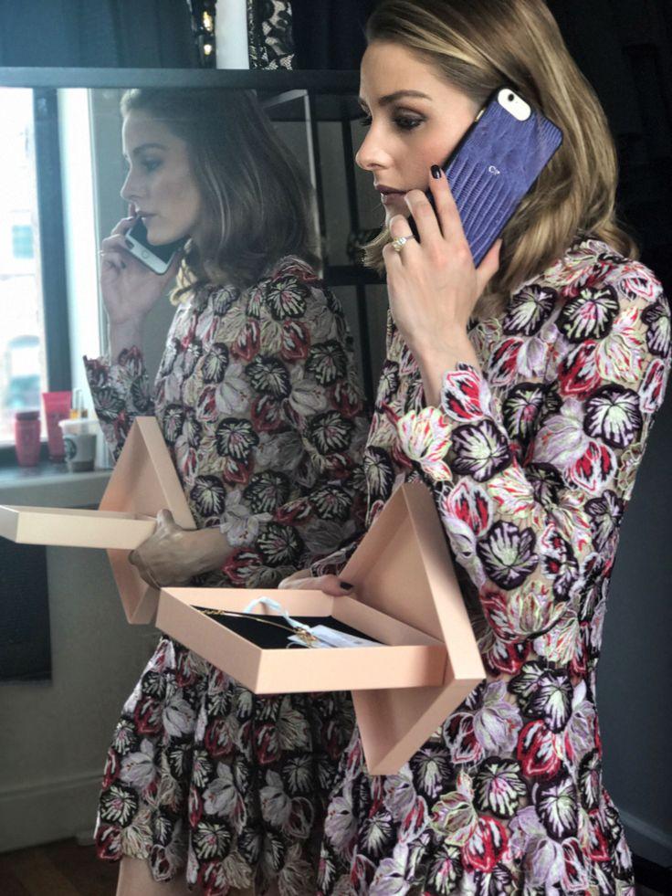 Olivia Palermo and Vianel's Accessories Collaboration