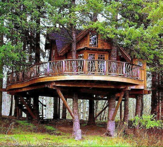 NOT a tiny house but Gorgeous!!!