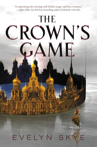 Win an Autographed ARC of THE CROWN'S GAME (INTL)