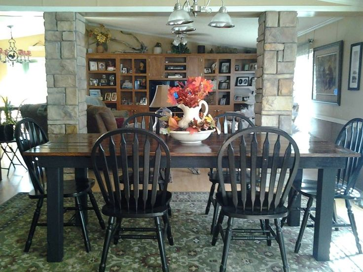 Redo Idea For Dining Room Table Crafts To Make Pinterest