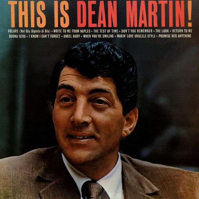 Volare (Nel Blu Di Pinto Di Blu) - 1998 - Remastered, a song by Dean Martin on Spotify