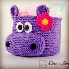 Resultado de imagen para hipopotamos tejidos al crochet paso a paso