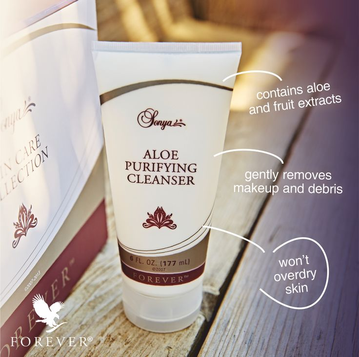 The first step in the Sonya Skin Care #ForeverLivingProducts #SonyaSkinCare