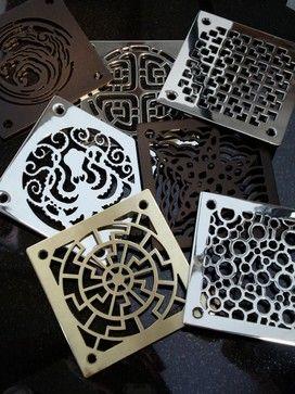 Designer Drains Collection - contemporary - Showers - Los Angeles - Designer Drains