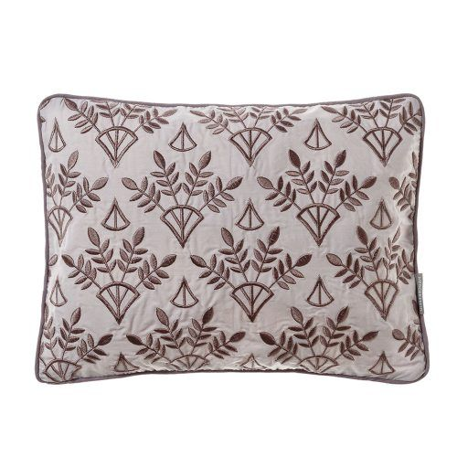 Copper Genevieve Cushion from Adairs