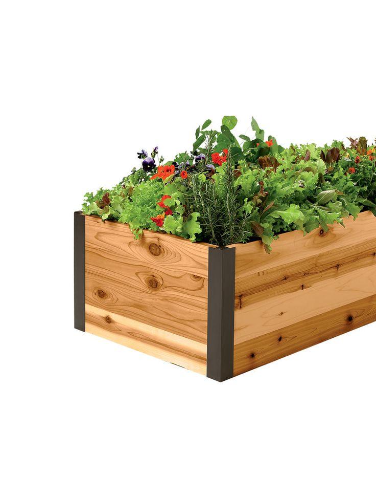 80 Best Unique Raised Beds Images On Pinterest | Gardening, Raised Gardens  And Raised Beds