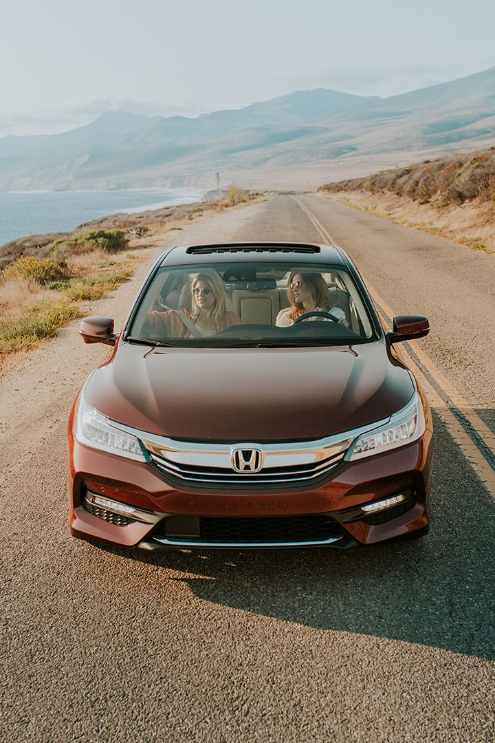 Take your friends somewhere new in your 2017 Honda Accord.