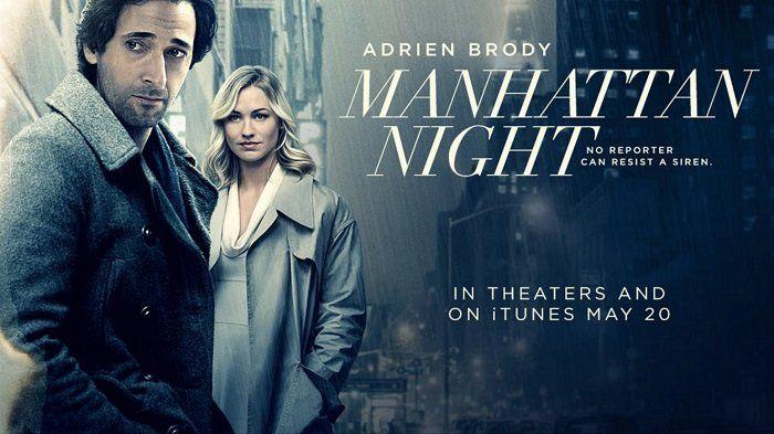 Sinopsis Film Manhattan Night - Antara Karir, Keluarga dan Gairah Duniawi, di FOX Malam Ini