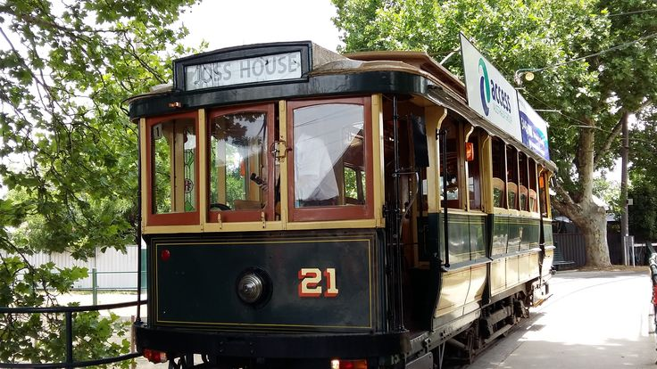 Talking Trolley in Bendigo