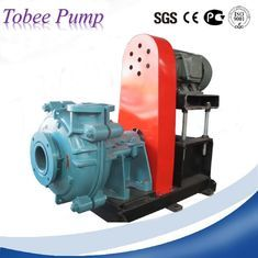 Tobee™ Slurry Pump with Electric Motor supplier Email:sales2@tobeepump.com           Whatsapp/Wechat:+86-18031340097           Web:www.tobee.cc