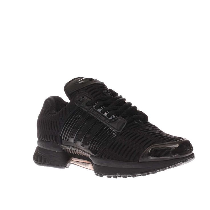 all black adidas climacool trainers