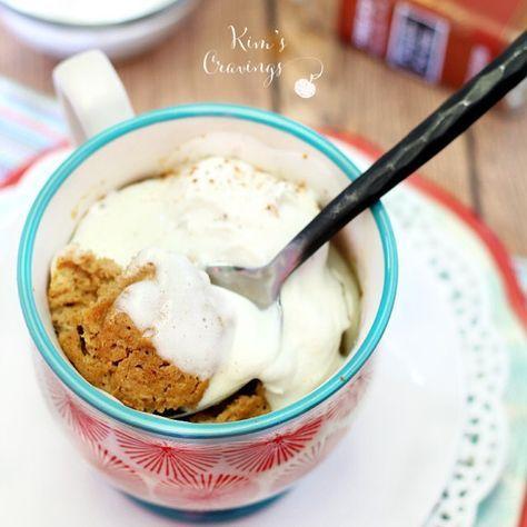 Kodiak Cakes Muffin Microwave Copycat Recipe