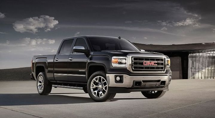 GM unveils 2014 Chevrolet Silverado and GMC Sierra 1500 Pick-up Truck.......um I wud ttly drive this!!!
