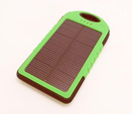Cargador de energía solar para teléfonos móviles