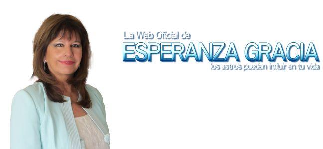 La Web Oficial de Esperanza Gracia