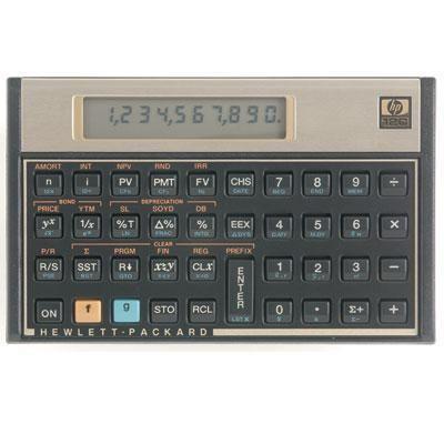HP Calculators - Business Calculator