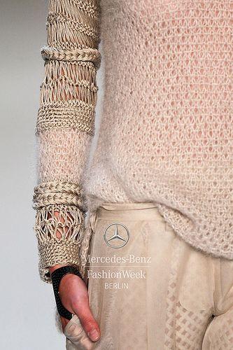 Mercedes-Benz Fashion Week Berlin - Focus On Fashion DAWID TOMASZEWSKI S/S 2014