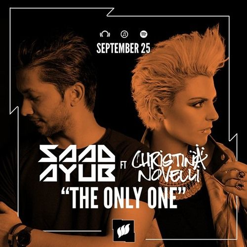 Own it on September 25, 2017! After his massive debut on Flashover with Remember, Saad Ayub returns to the label together with one of the most iconic vocalists in trance music; Christina Novelli. Ch