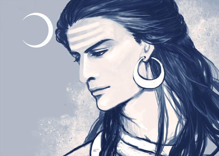 """""""Shiva practice"""" by yang yi (mmmmmr) on DeviantArt."""