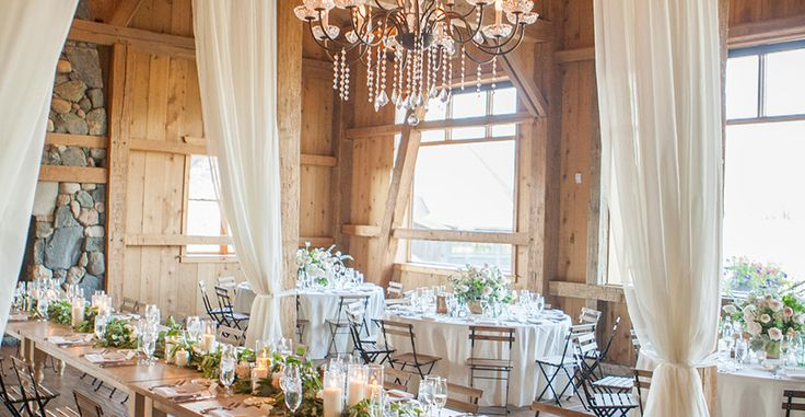 An elegant outdoor mountain wedding that also serves as a vacation? Win, win. Overflowing with elegance and grace, this celebration is the definition of wedding goals.