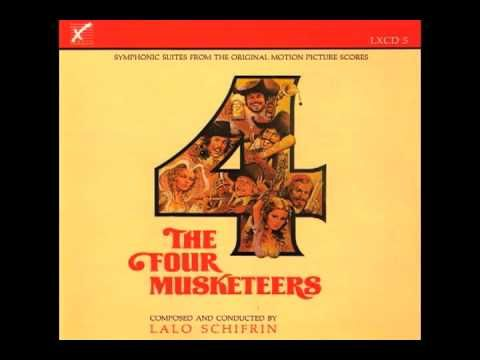 Lalo Schifrin - The Four Musketeers - Athos's Theme