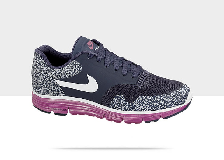 WANT: Nike Lunar Safari Fuse Women's Shoe, Thunder Blue/Windchill-Rave Pink