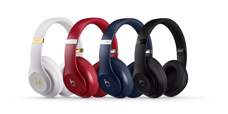 Apple released a $350 pair of noise-cancelling Beats headphones (AAPL)