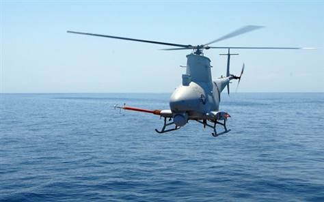 Unmanned helicopters