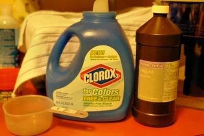 Make Your Own Color Safe Bleach | Retro Housewife Goes Green