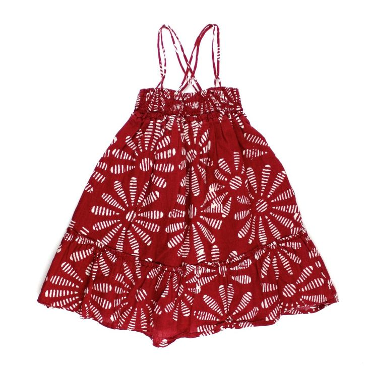 sundress for girls, BabyGap dress, burgundy dress, toddler dress