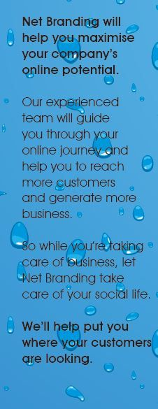 We'll put you where your customers are looing.  Be Seen, Be Heard, Be Found Online with Net Branding.