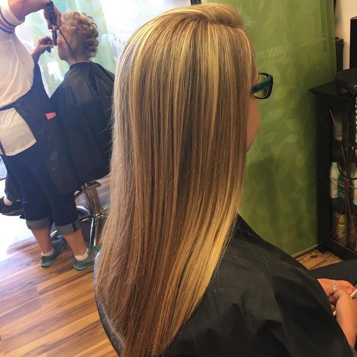 nice Красивое мелирование на светлые волосы (50 фото) — Темное и светлое окрашивание Читай больше http://avrorra.com/melirovanie-na-svetlye-volosy-foto/