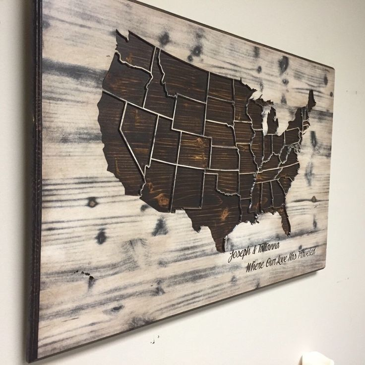46 best art images on pinterest world maps barn wood and map wall art shop howdyowl now for your rustic handmade carved world map gumiabroncs Gallery