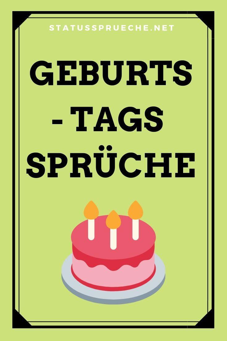 Geburtstags Whatsapp Sprche Spruch Status Kurzgeburtstags