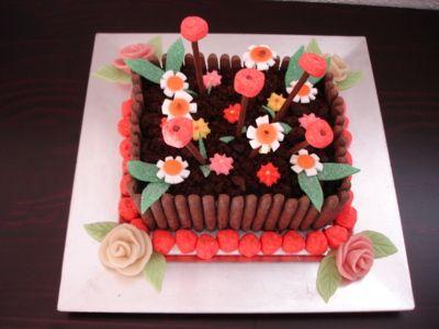 Blog de douceursetfantaisies :Douceurs et fantaisies, La jardinière de fleurs