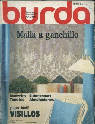 MALLA A GANCHILLO E 745 - Francisca Elvira Holzmann - Álbuns da web do Picasa