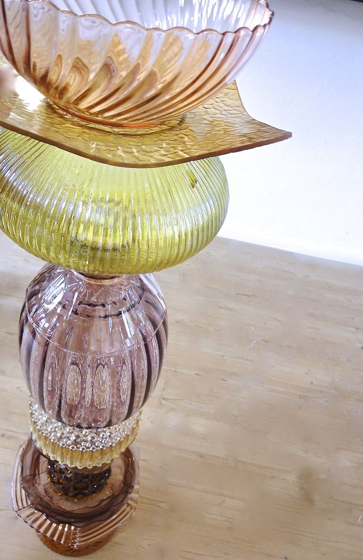 Upcycling glass, Jacqueline Rommerts
