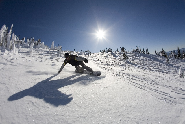 I can't wait to get back to the snow! Even if I do spend most of the time on my bum!