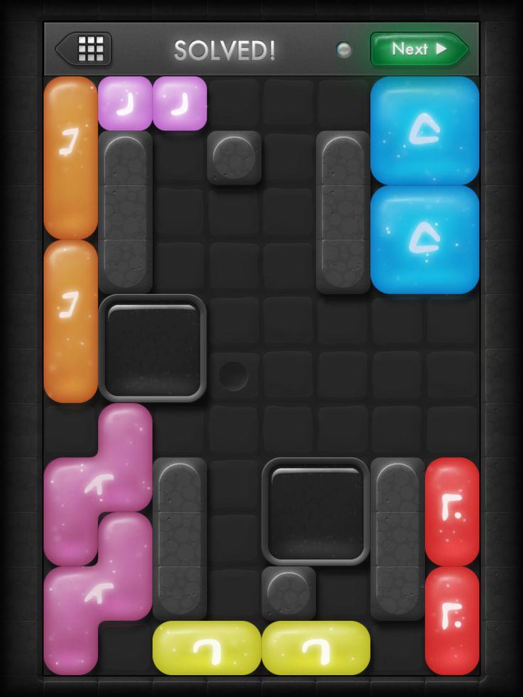 Puzzle 9-6 Blockwick solution