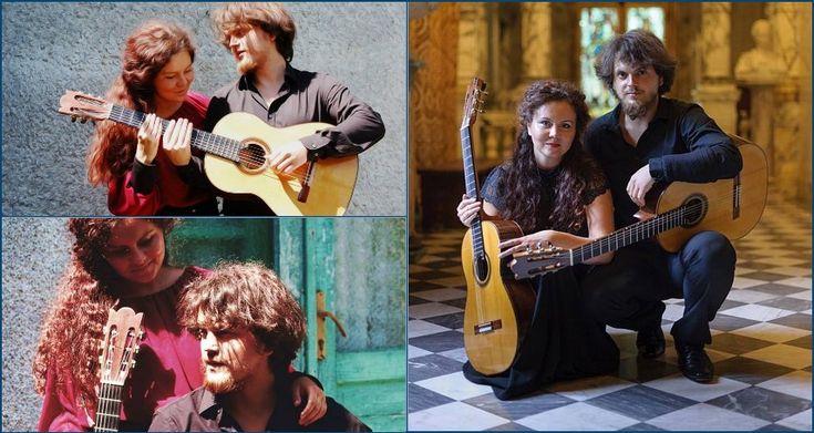 Sunt tineri, frumosi, foarte talentati si au o mare pasiune chitara. Luati separat, se numesc Alexandra Petrisor si Dragos Horghidan, iar impreuna formeaza un cuplu imbatabil, pe scena de concert - ...