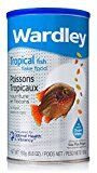 Wardley Tropical Fish Flake Food 6.8 oz.