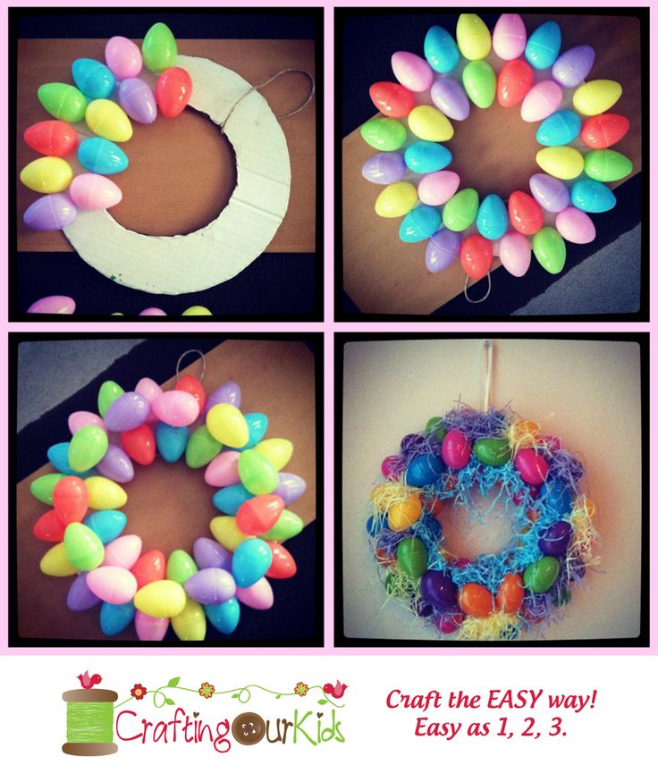Hannah ~ cute idea for a craft when you babysit over Spring Break
