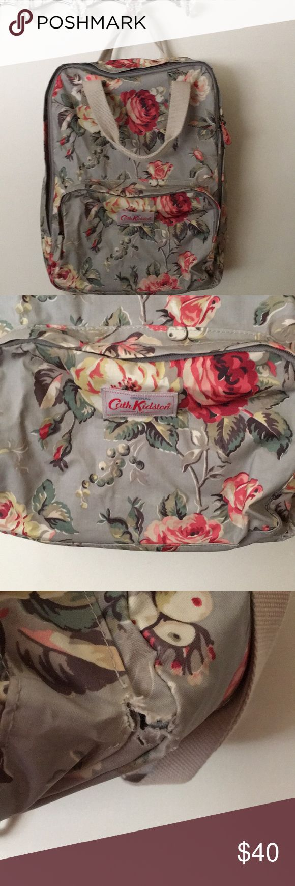 Selling this Cath Kidston Backpack on Poshmark! My username is: aallen1981. #shopmycloset #poshmark #fashion #shopping #style #forsale #Cath Kidston #Handbags