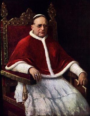 Pope Pius XI.