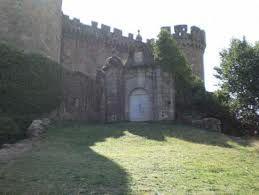 Otra paronámica del castillo de Mombeltran