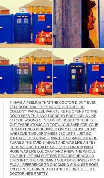 I thoroughly enjoy this Tumblr post.
