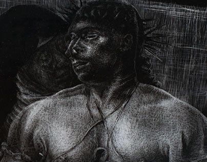 """Check out new work on my @Behance portfolio: """"Suis Celui qui Suis"""" http://be.net/gallery/35445763/Suis-Celui-qui-Suis"""