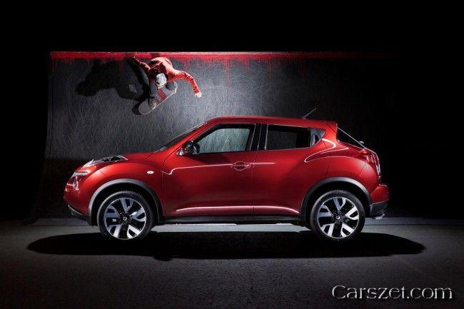 2018-2019 Nissan Juke N-Tec Special Edition (SV2)