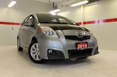 Toyota Yaris 2010 d'occasion with 124775 KMs � Markham, Ontario - Don Valley North Toyota - Stock 9ea16a7335e90ca2c2306f7fddc7146